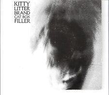 KITTY LITTER - Brand cat box filler