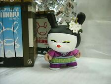 Kidrobot Dunny Gold Life Series Geisha Plum Huck Gee Post Apocalypse