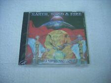 EARTH, WIND & FIRE - DANCE TRACKS - JAPAN CD opened