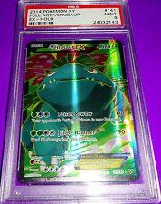 Pokemon Venusaur  Ex Full Art  Holo 1St Ed Japanese  XY  Psa  9