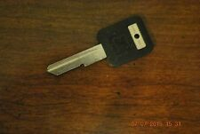 "Strattec GM Logo OEM IGNITION ""A"" Key Blank  593196 B48P B48 01154610 50-A"
