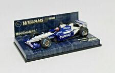MINICHAMPS 1/43 - Williams F1 BMW FW24 J.P. Montoya 400020006 2002
