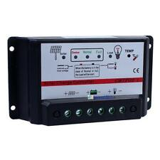 20A 12V/24V Auto Switch MPPT Solar Panel Battery Regulator Charge Controller BA