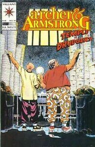 ARCHER  &  ARMSTRONG    [ Valiant  -  Feb  1994 ]   ## 19  ## 20  ## 21  ## 22
