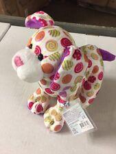 Webkinz Delightz Lollipop Pup Soft Plush Animal With Online Code From Ganz Dog