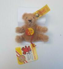 """Steiff 3"""" miniature bear with movable head EAN 0201/11"""