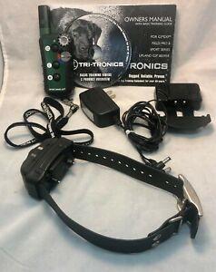 Tri Tronics G3 Sport basic Transmitter EXP Collar & Charging Base & AC + Manual