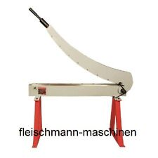 Holzmann Blechschlagschere BSS1000 Blechschere Metallschere Schere für Blech