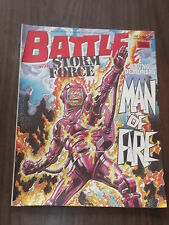 BATTLE WITH STORMFORCE OCTOBER 24 1987 BRITISH WEEKLY COMIC^