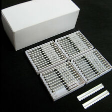 10pcs Replacement Hairdressing Hair Shaping, Cutting, Styling Razor Blades liau