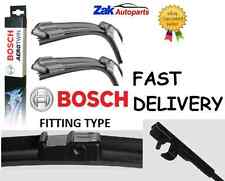 BMW 3 SERIES E92 COUPE (06-09) ALL MODELS FRONT WIPER BLADES BOSCH AEROTWIN SET