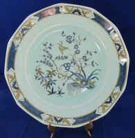 Adams England Calyx Ware Ming Toi Dinner Plate 10 1/8in