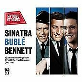Frank Sinatra - My Kind of Music (Sinatra, Bublé, Bennett, 2011)