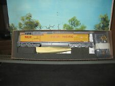 ATHEARN HO SCALE #4947 C44-9W UNION PACIFIC -WINGS #9820 POWERED