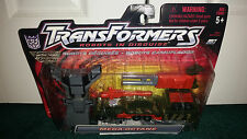 Mega Octane Transformers Robots In Disguise RID Deluxe Hasbro 2001 Ruination