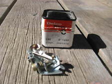 NOS Delco Remy distributor contact points for many 1960s-70s Chevy & other GMs