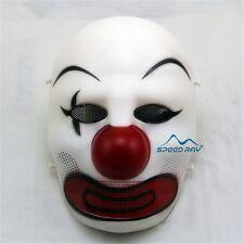 Military Tactical Clown Masks Paintball Soft Air Mask Full Face Mask Halloween