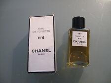 Chanel Nr. 5 - EdT 100 ml Vintage Splash(original alte Formel, 80er Jahre) NEU