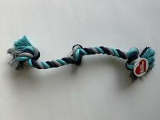 Dog Rope Tug Toy three knot 15 inch