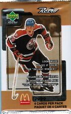 1999-00 Upper Deck Gretzky Retro McDonald's Unopened Box of 100 Packs