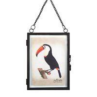 Sass & Belle - Monochrome Black Hanging Portrait Photo Frame