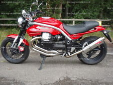 MOTO GUZZI GRISO 1100 2005/08 EXHAUST STAINLESS TRIOVAL BY GPR EXHAUSTS ITALY