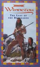 KARL MAY'S  - WINNETOU DEEL 2 - THE LAST OF THE RENEGADES  - VHS