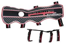 New MaxiMal Archery 30cm Long Adult Armguard Bracer Quick Release Redline