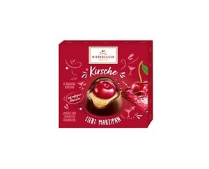 Niederegger Dark Chocolate Liebt Marzipan & Kirsch Soaked Cherry Exp 31/3/21