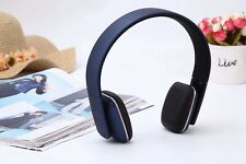 C35 Wireless Bluetooth Headphones On-Ear Style Mic for Calls & Music +3.5mm Jack