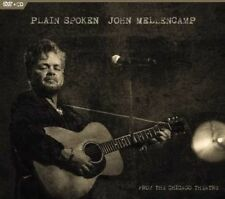 John Mellencamp - Plain Spoken, From The Chicago Theatre [New CD] With DVD