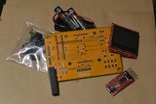 Kitco Soleil - Kit electronique Arduino Console jeu video Atmega Souder Jaune