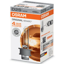 OSRAM Original Xenarc D2S Replacement Xenon HID Car Bulb (Single Bulb) 66240