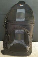Lowepro Slingshot 200 AW Camera Bag Black/Gray Padded Backpack