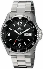 Orient Stainless Steel Case Mechanical (Automatic) Wristwatches