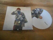 CD Indie Isbells - Same / Untitled Album (9 Song) Promo HALDERN POP cb