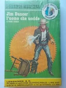 Jim Dancer l'uomo che uccideGruber frankLonganesi grandiwestern gangster 219