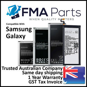 High Quality Battery Samsung Galaxy S4 S5 S6 S7 S8 S9 S10 Edge Note 3 4 5 8 9 10