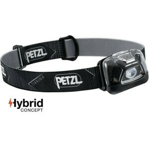 Lampe frontale Petzl Tikkina Hybrid noire
