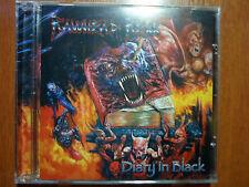 Rawhead Rexx - Diary in Black German Power / Speed Metal