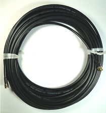SMA CABLE 50-Foot COAX - RG-58A/U 50-Ohm - *UNUSED* - Qty:1