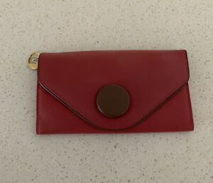 MANZONI Cow Hide Wallet AS NEW Designed In Australia