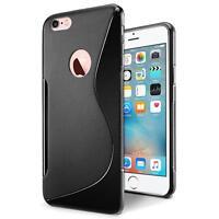 Handy Hülle Apple iPhone 6S Plus Schutz Case Silikon Cover Tasche Schutzhülle