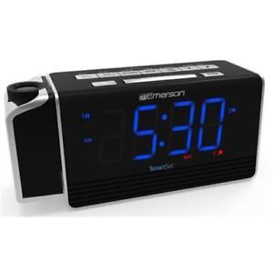Emerson ER100103 Smartset Pll Radio Alarm Clock