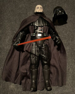 """Star Wars Collection Electronic Darth Vader Action Figure 12"""" Kenner"""