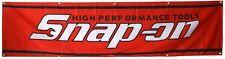 Snap On Flag Tools Automotive Oil Shop Garage Mechanic Pitt Crew 2x8ft Banner