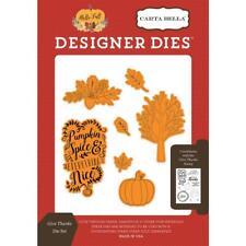 New listing Carta Bella Design Dies Hello Fall S-7 - New