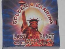 GOLDEN EARRING -Last Blast Of The Century- 2xCD BOX