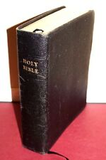 Holy Bible Large Print International Series Self Pronouncing Perfection Type