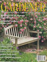 Country Living Gardener Magazine June 2002 - Weddings for all Seasons 52 ideas